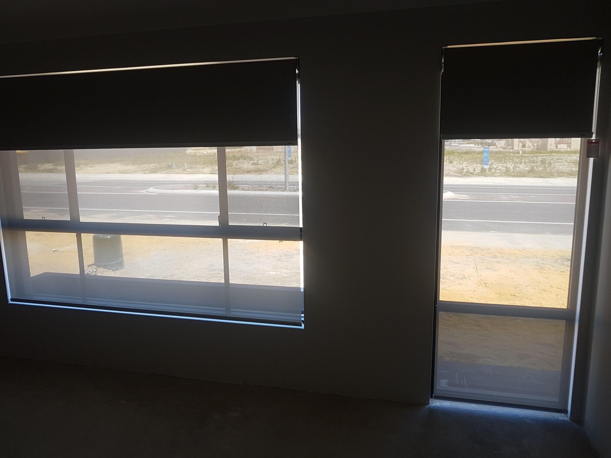 blockout roller blinds perth