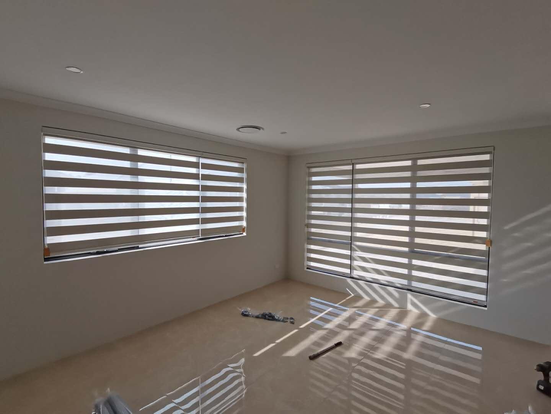 Designer Zebra blinds for windows