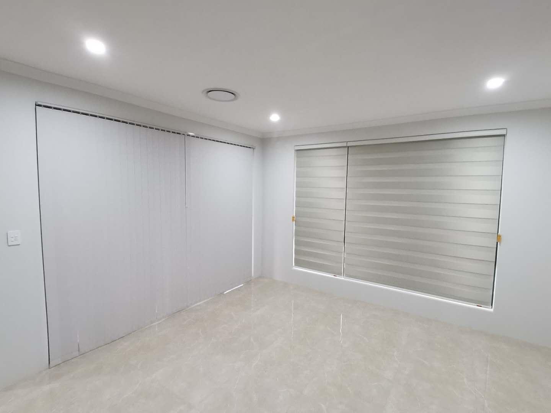 White Zebra Designer Blinds