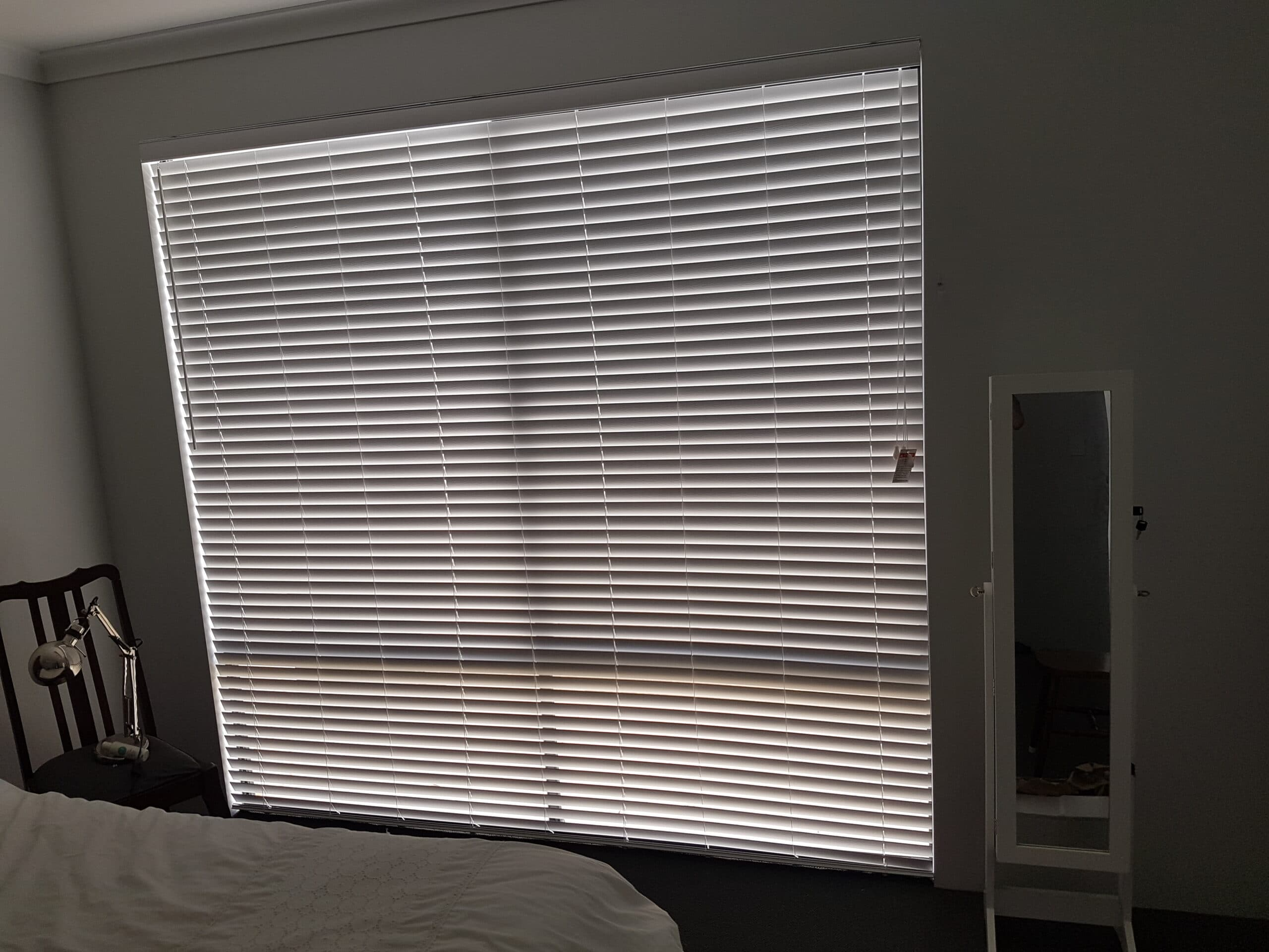 Vertical Timber Blinds Perth