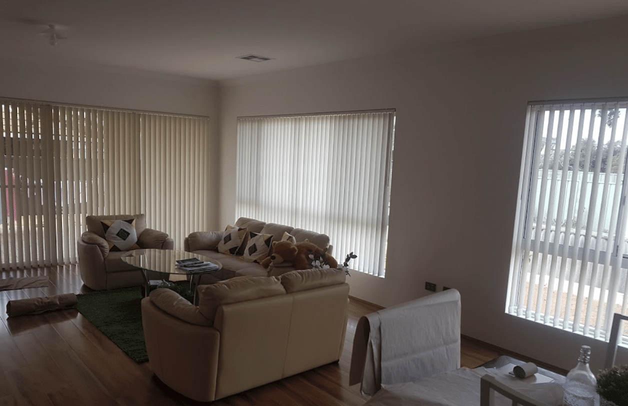 Vertical Blinds Installation in Perth